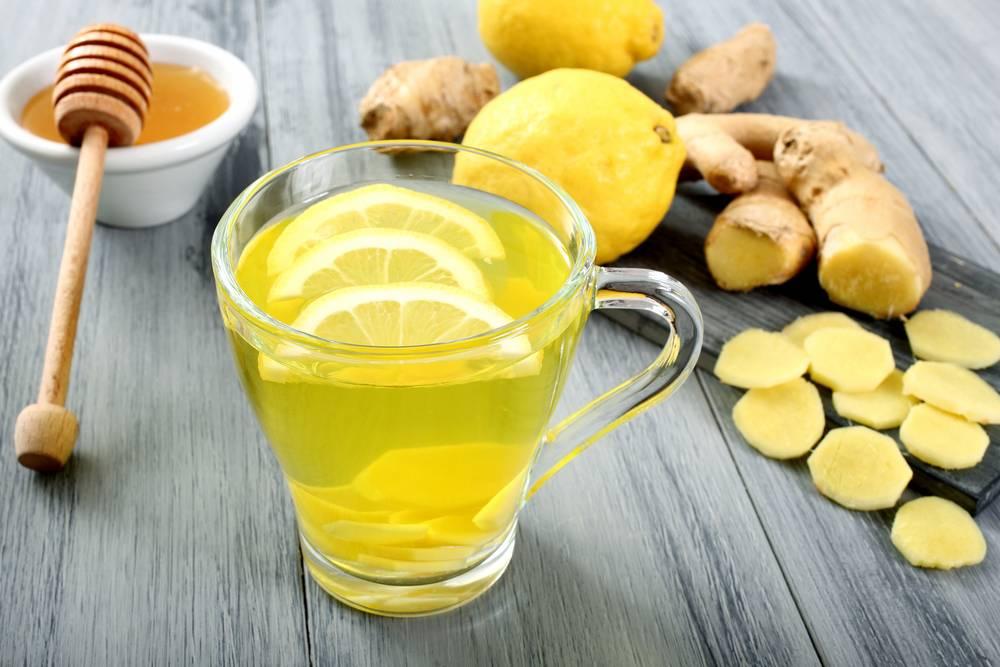 Лимон імбир і мед для схуднення