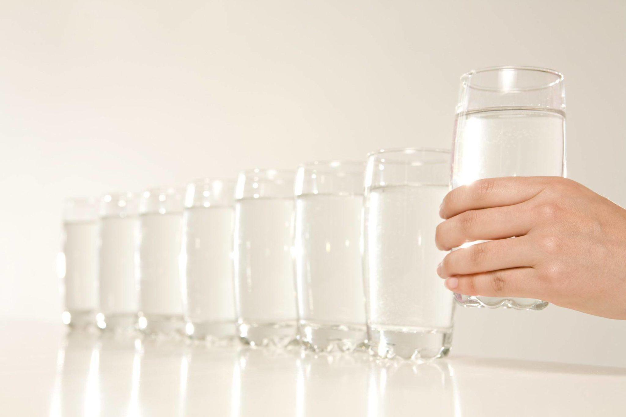 Два литра воды в день
