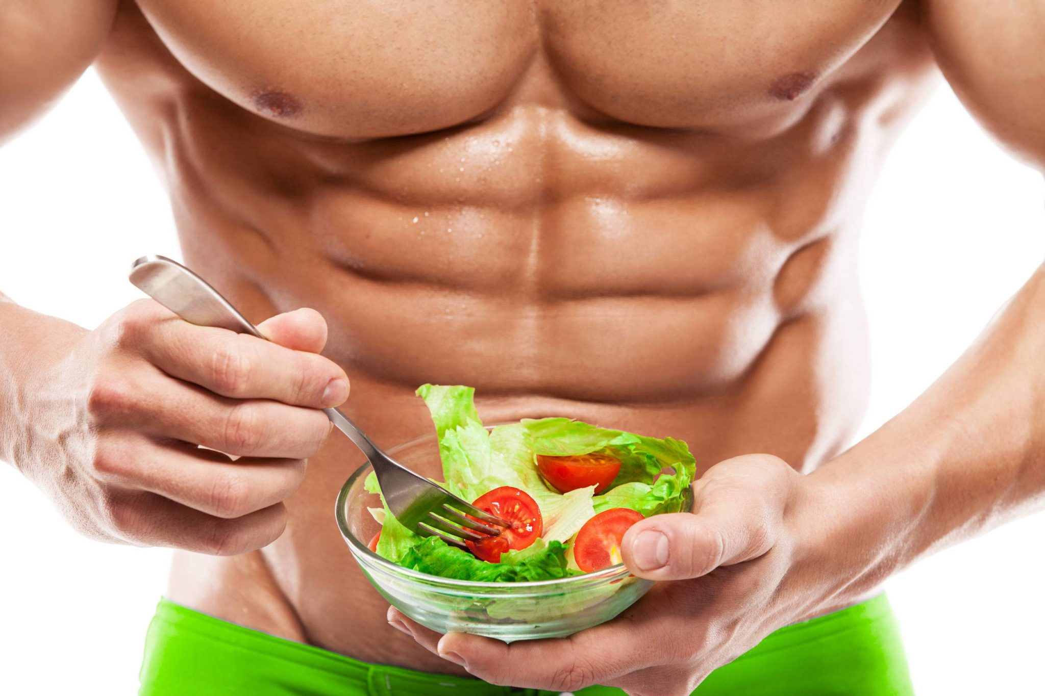 Правильное питание при сушке
