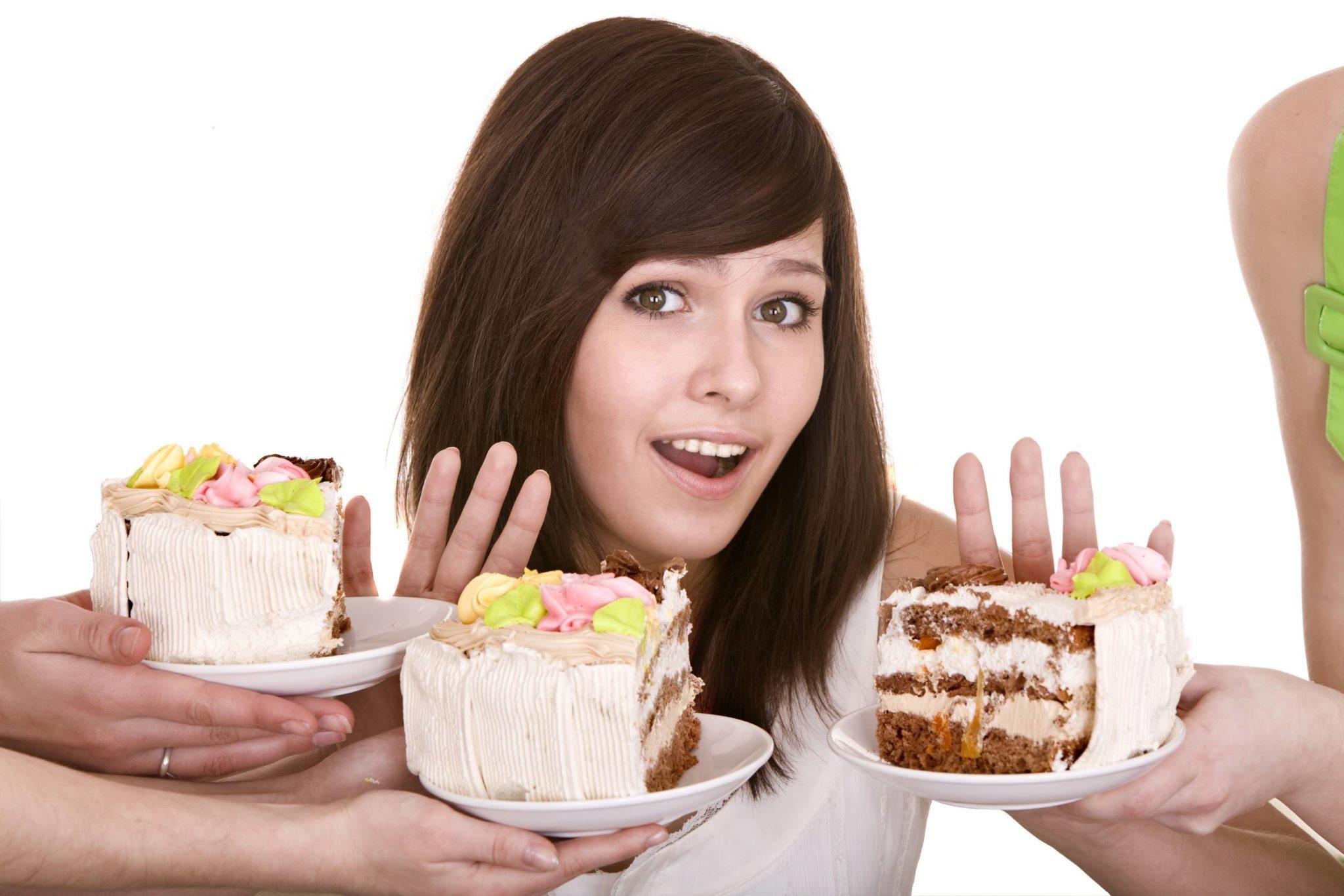 Правильное питание при лишнем весе