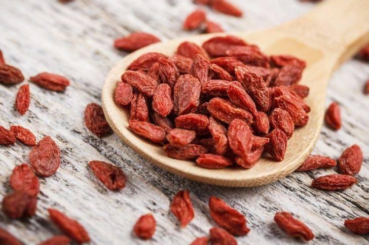 Прием ягоды для похудения