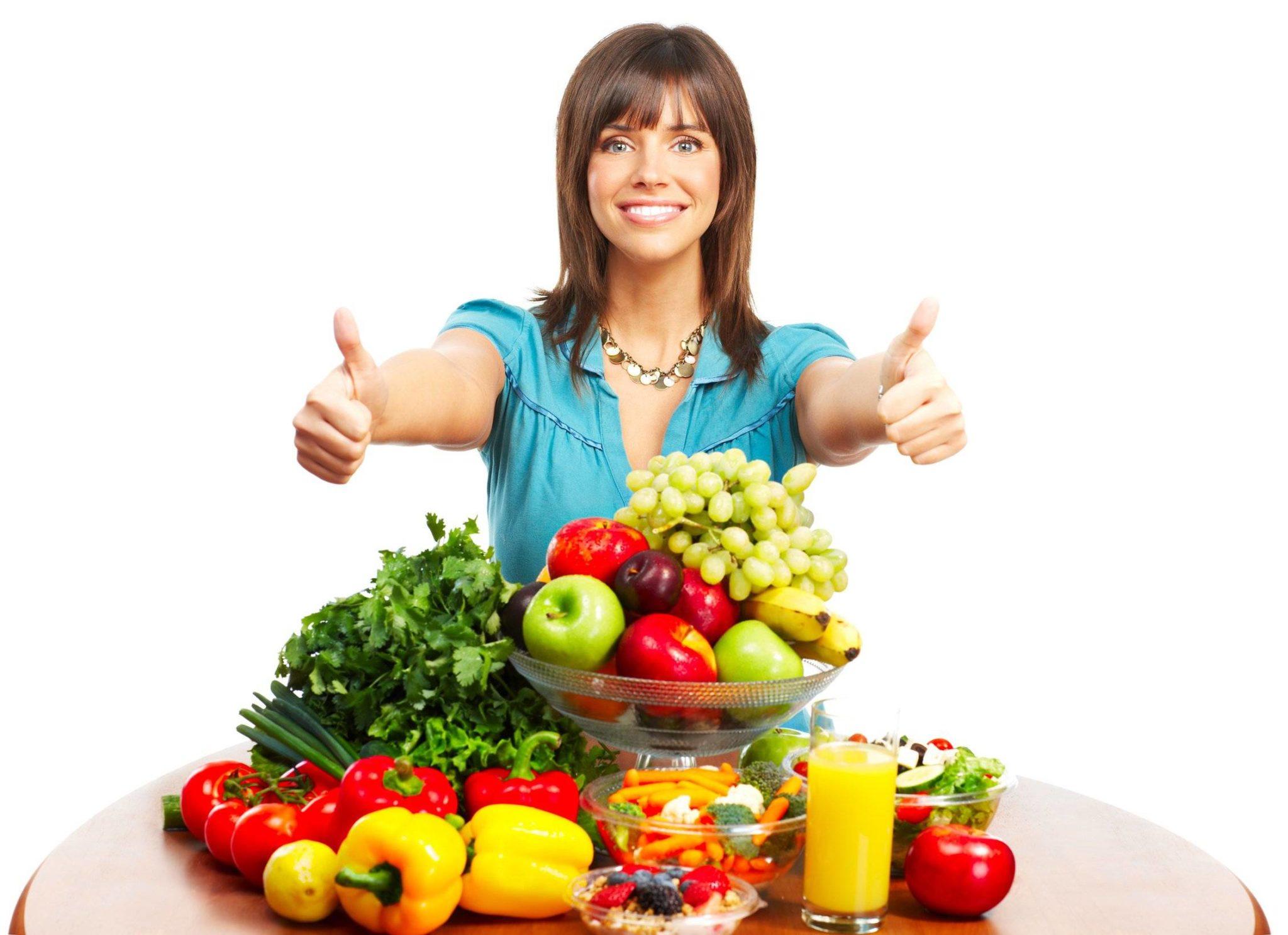 Чтобы сбросить вес нужно регулярно есть
