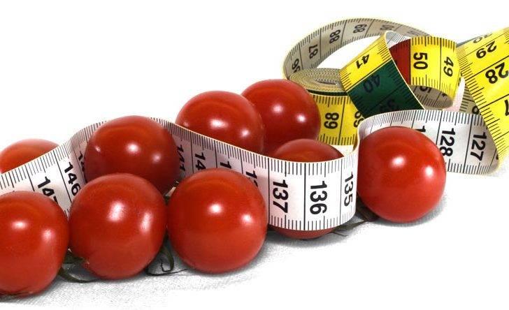Помидорная диета для похудения