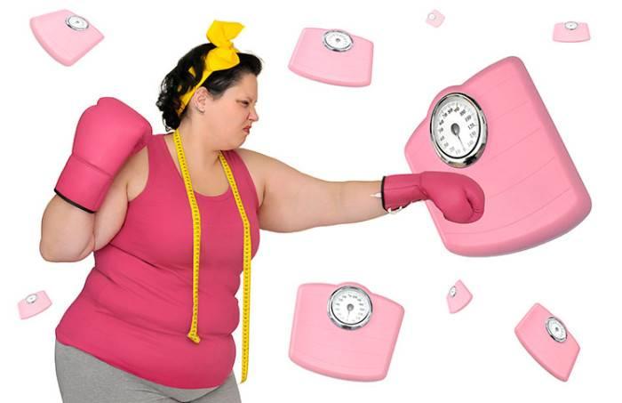 Сбрасываем вес быстро