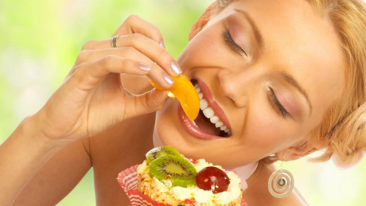 Кушаем правильные продукты