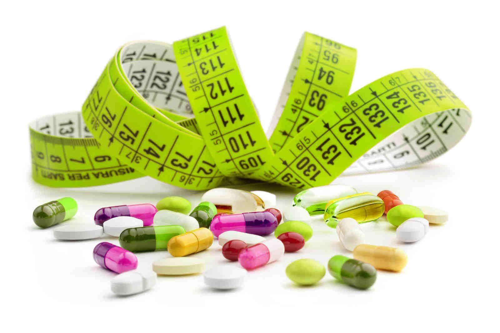 Препараты которые нам необходимы для похудения