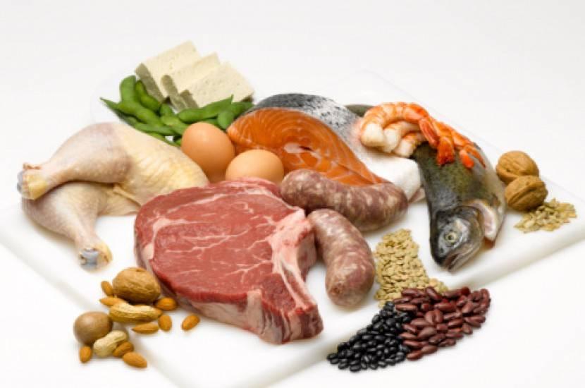 Кушаем мясо рыбу и другие белки