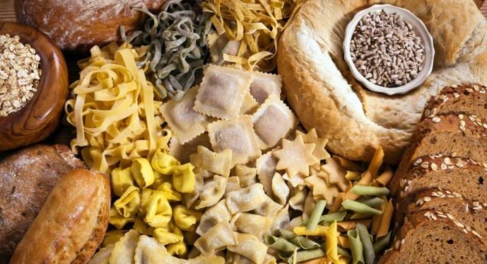 продукты с большим содержанием углеводов