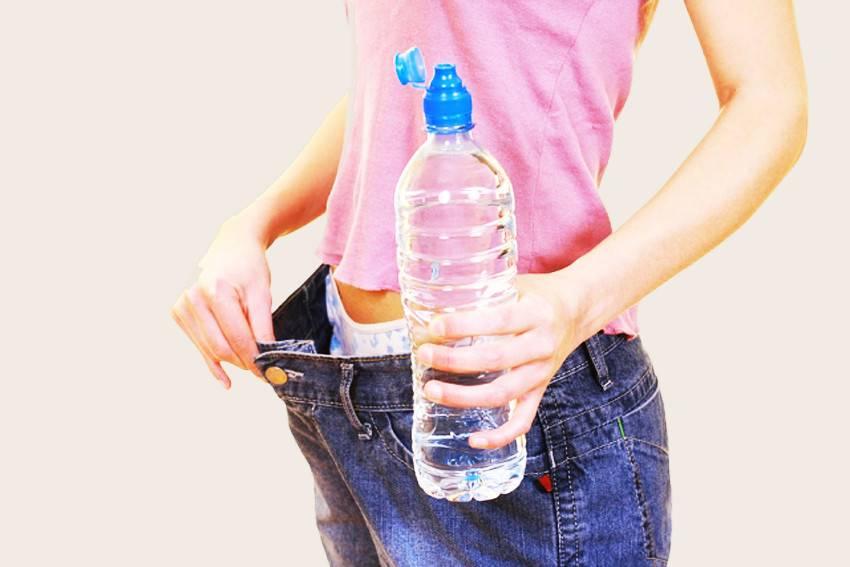 Худеем и пьем воду
