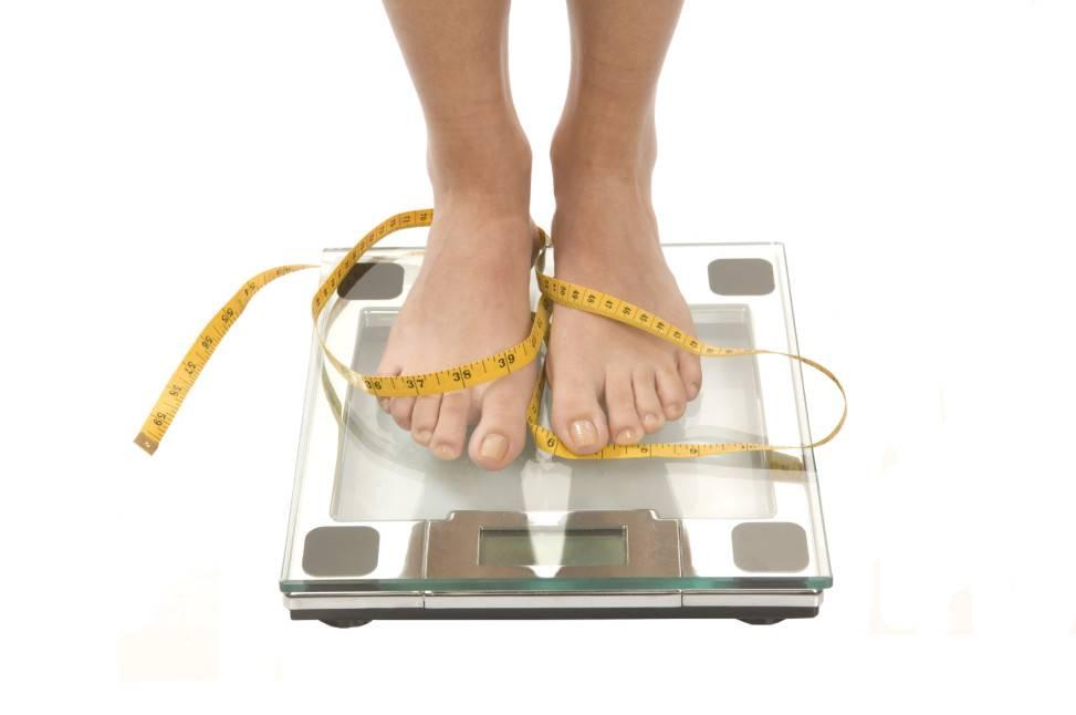 Взвешивание на весах