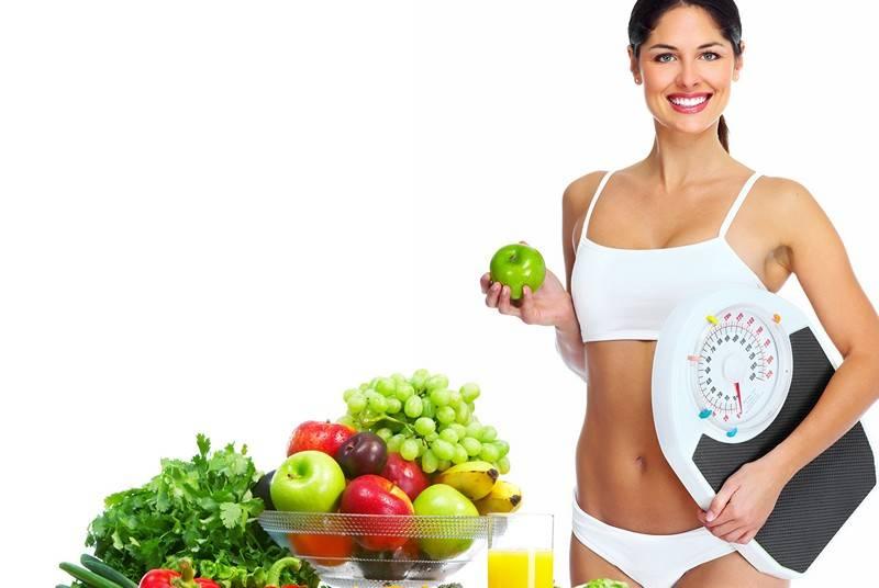 Диета при похудении