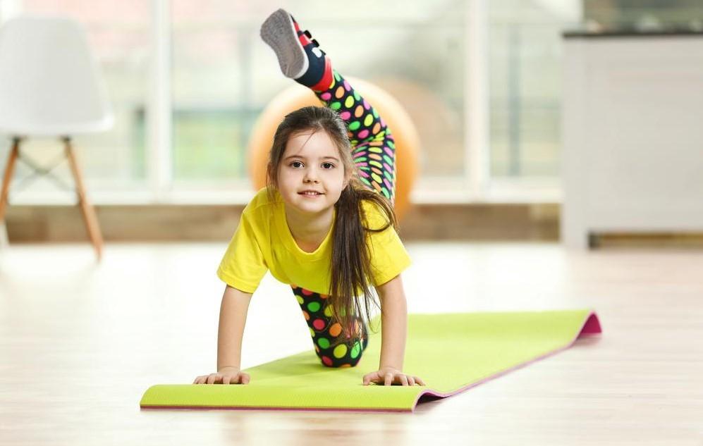 детская фитнес аэробика