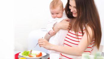 Диета для кормящих мам: правила похудения вдомашних условиях