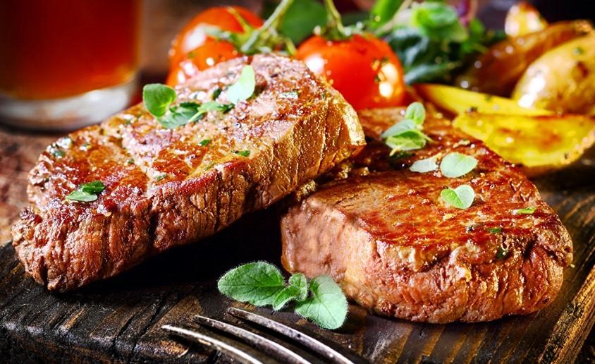 калорийность тушеного мяса