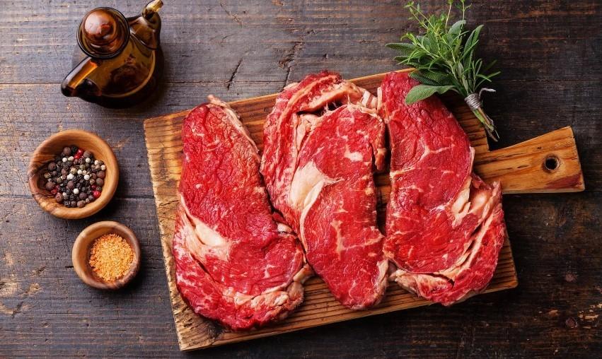 мясо калорийность на 100 грамм