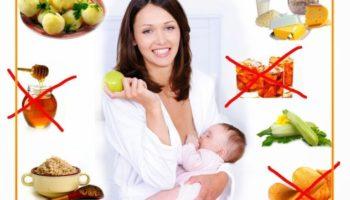 Организовываем правильный режим питания после родов
