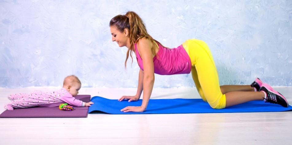 упражнения для прямых мышц живота