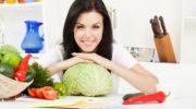 Меню ирецепты блюд при капустной диете