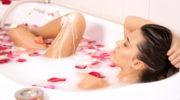Ванны сполезными компонентами— отличное средство для похудения