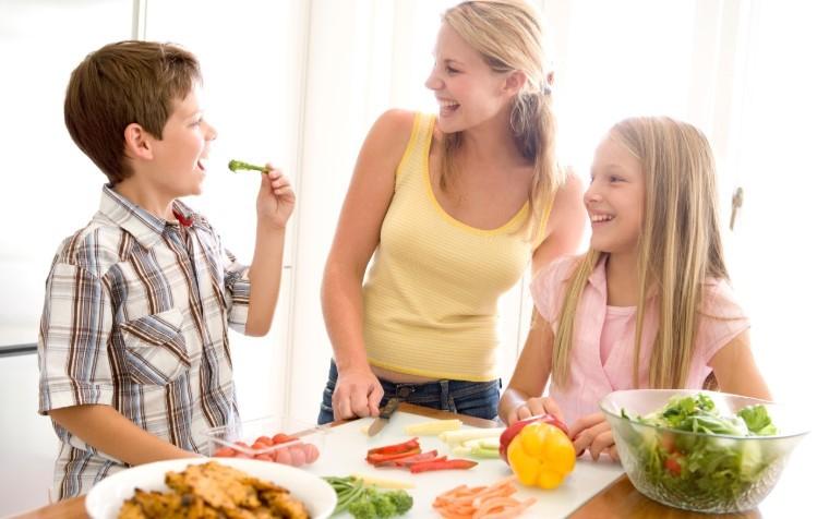 диета для похудения подростка девочки