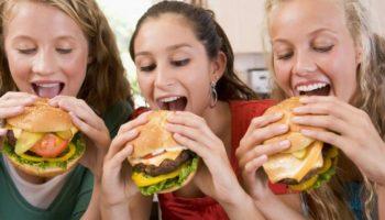 диеты для подростков девочек
