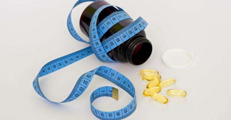 Различные средства для похудения