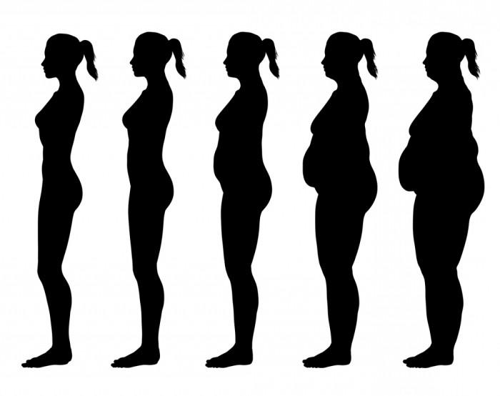 Постепенное набирание веса