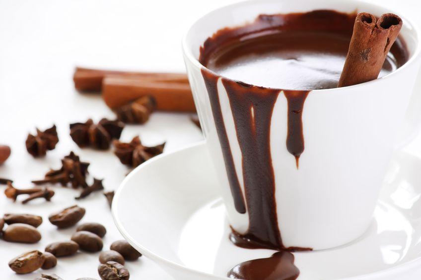 Корица и шоколад
