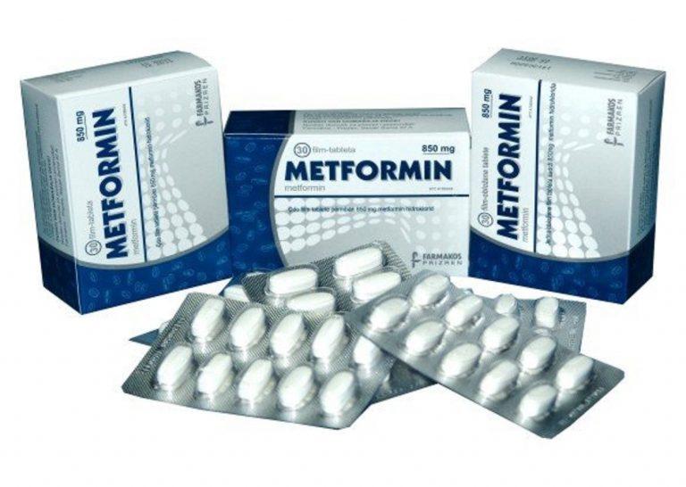 Таблетки в упаковке для похудения