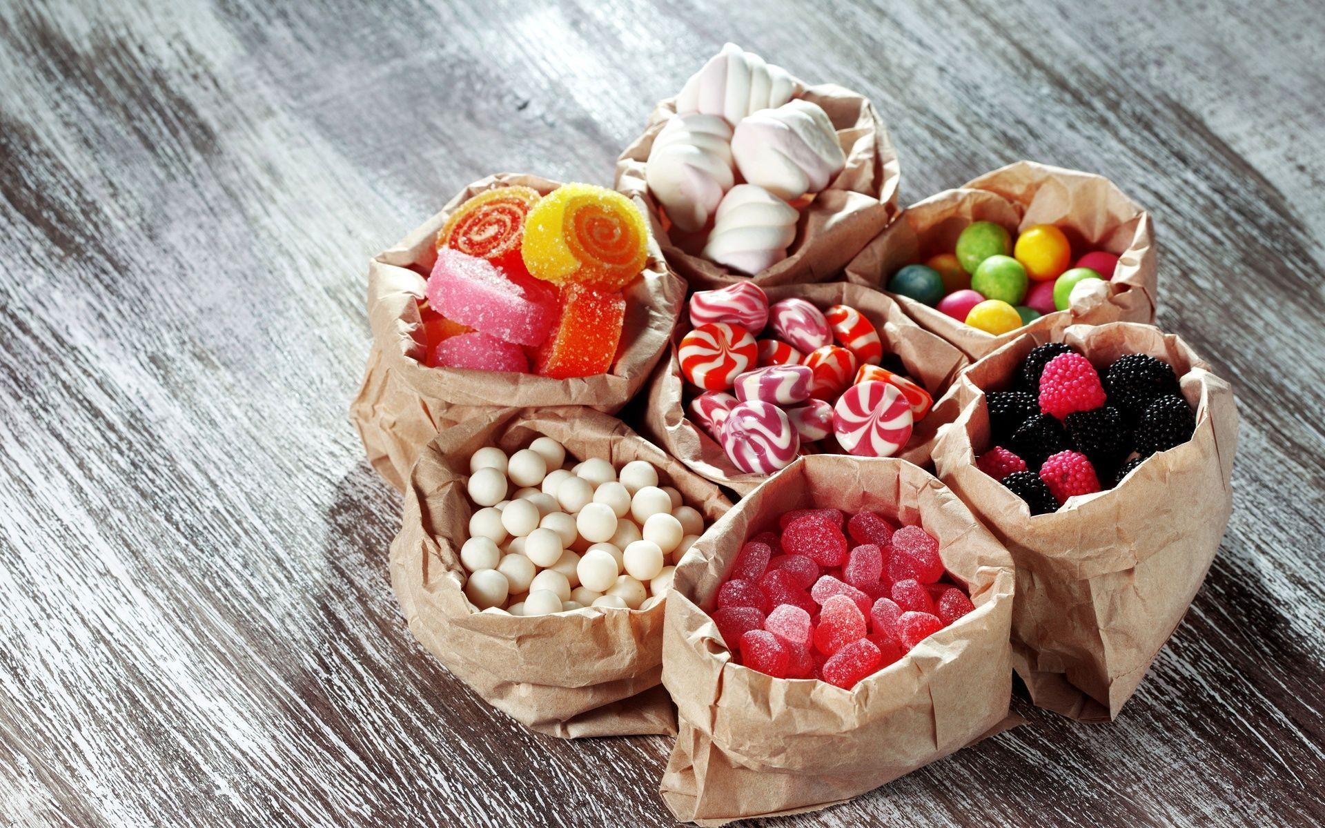 Что можно съесть сладкое но не калорийное