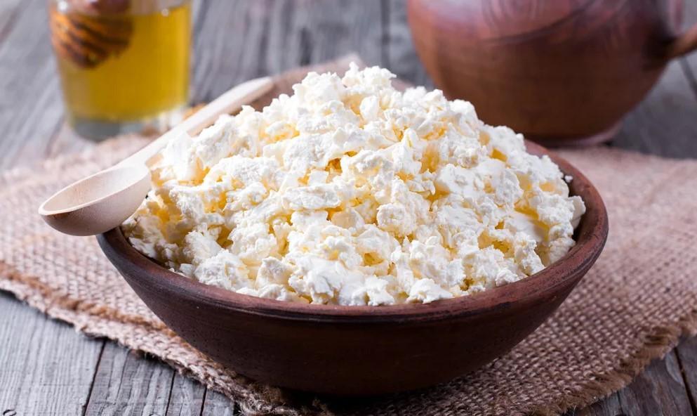 калорийность творога на 100 грамм