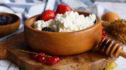 Калорийность всех видов творога на 100 грамм и польза при похудении