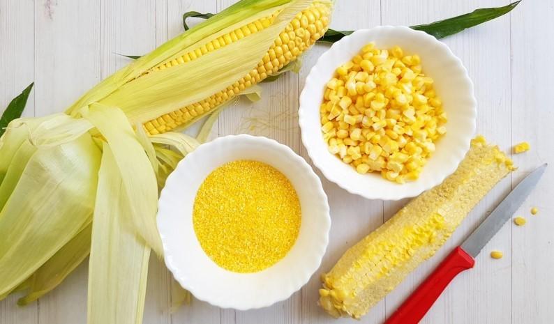 каша кукурузная калорийность на 100 грамм