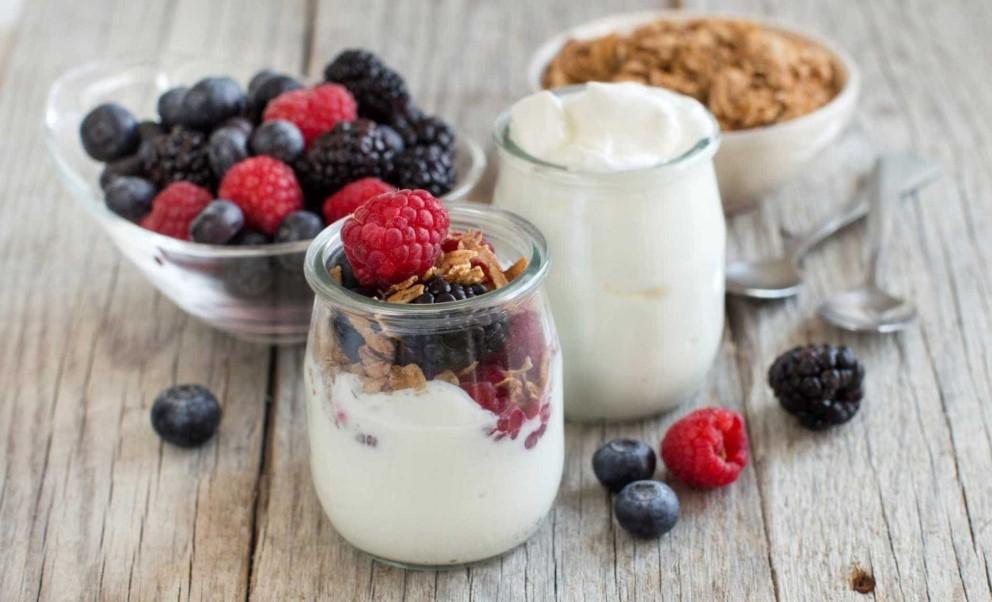 Йогурт калории