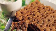 Готовим домашние хлебцы для похудения