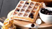 Калорийность вафель с различными начинками