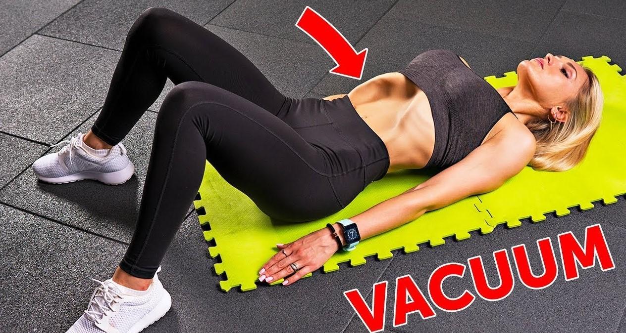 Помогает ли вакуум убрать живот и что дает упражнение вакуум в животе.