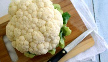 Польза для диеты цветной капусты и ее калорийность