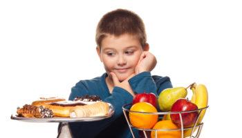 Правильная диета для детей − без слез и страданий