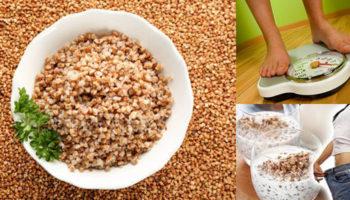 Экономная диета: гречка с кефиром для похудения