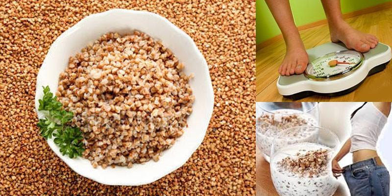 Кефирно-гречневая диета – 7 дней меню и схема