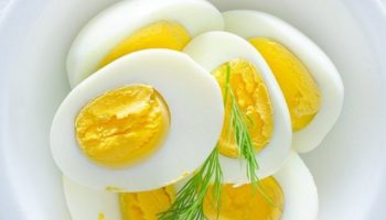 Яичная диета: нестандартно и вкусно