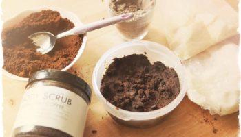 Кофейный скраб – замечательное средство от целлюлита