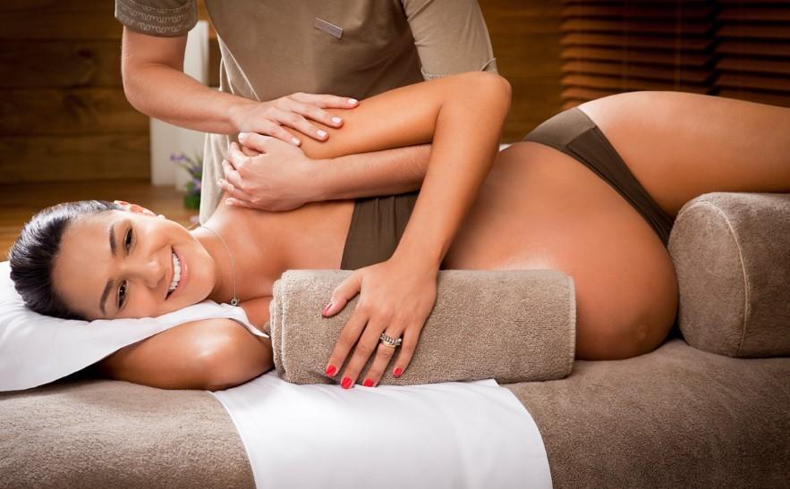 Можно ли делать лимфодренажный массаж при беременности